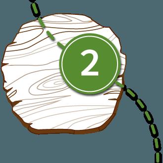 Drugi krok we współpracy: adaptujemy wybrany przez Ciebie projekt ogrodu do potrzeb Twojej działki