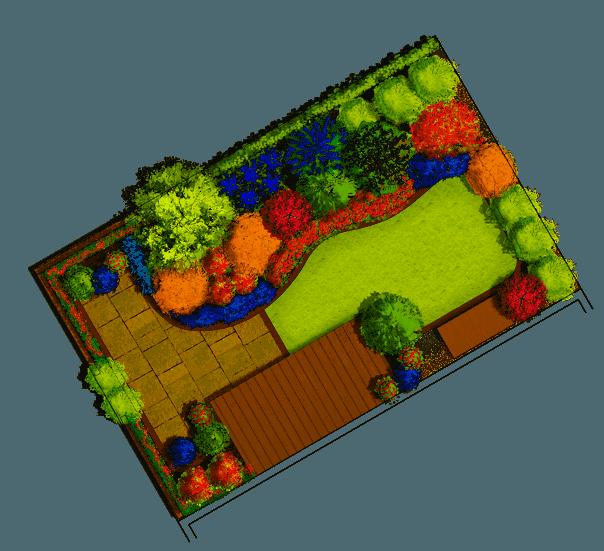 Piękny ogród za domem - myślimy o wszystkim