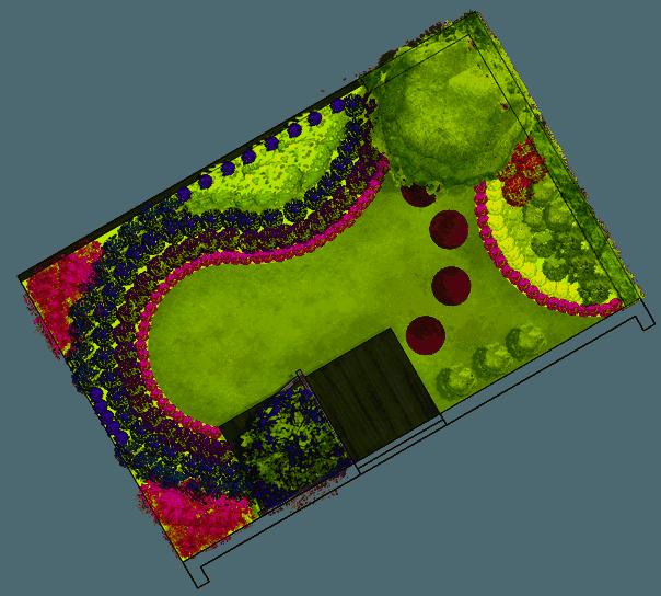 Realizacja indywidualnych projektów ogrodów